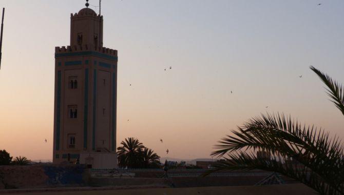 Marrakech-la-grande-mosquee
