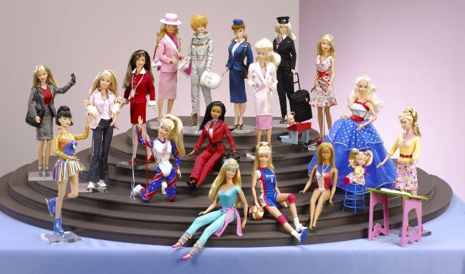Barbie Mudec Milan