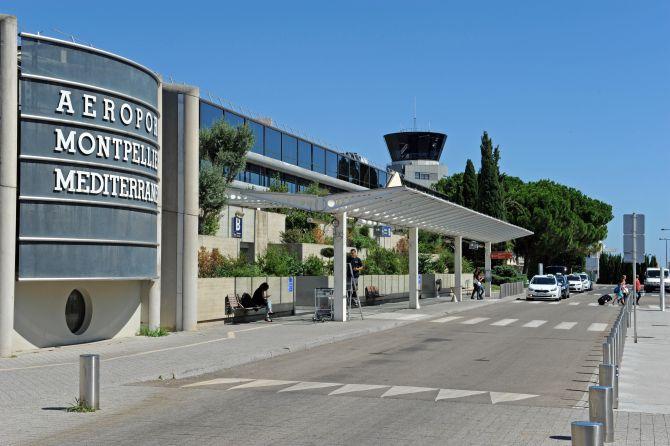 Aeroport Montpellier exterieur 2