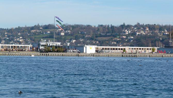 Geneve bain des Paquis