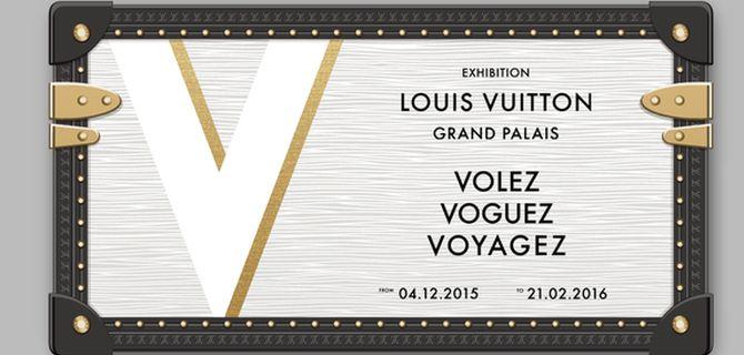 Paris expo Vuitton