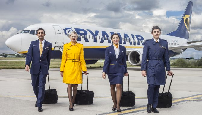 Ryanair equipage
