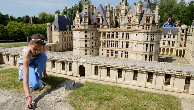 Miniatures chateau