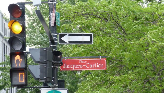 Montreal Jacques Cartier