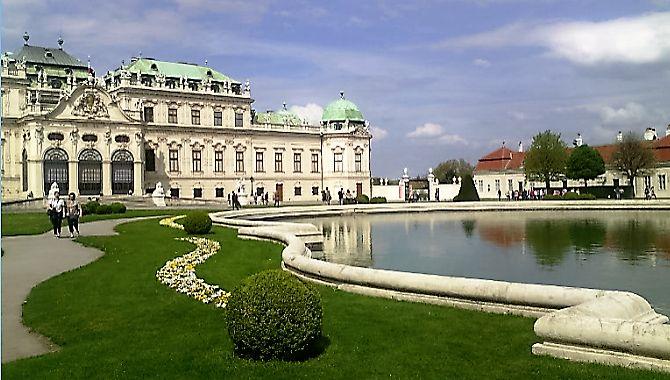 Vienne belvedere