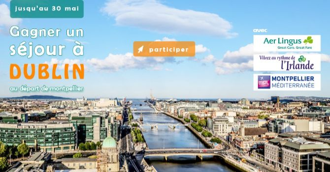 Jeu Montpellier Dublin