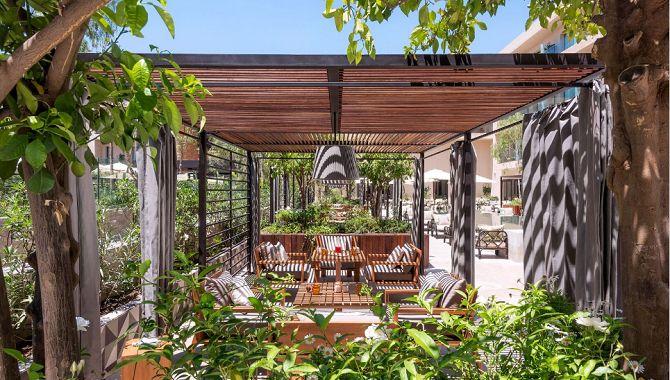 RadissonBlu Marrakech patio