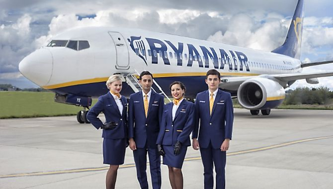 Ryanair equipage 05 16