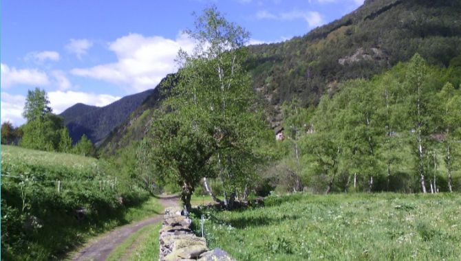 Andorre chemin