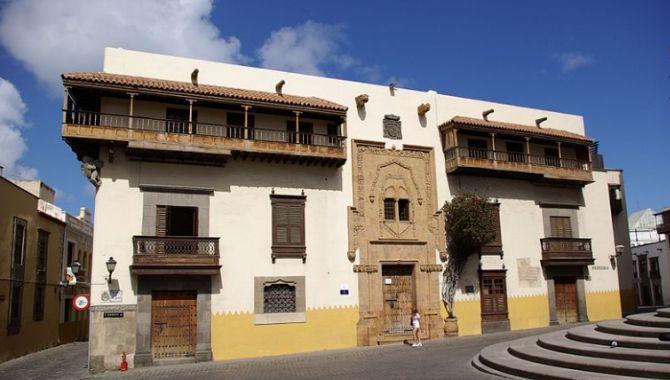Las Palmas casa Colomb