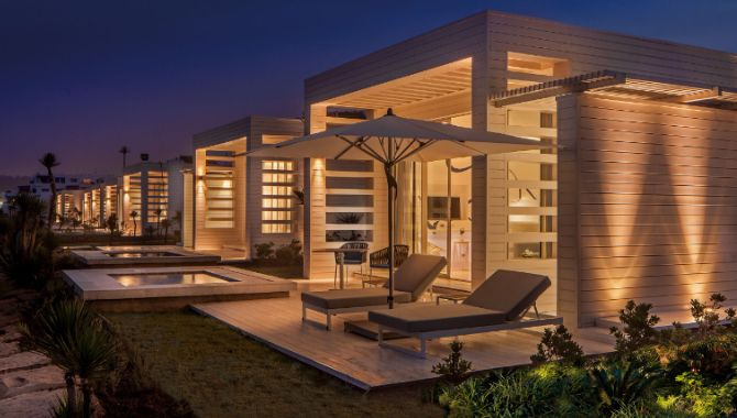 Sofitel Tamuda bungalows