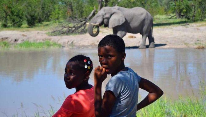 Essentiel Botswana enfants