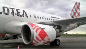 Volotea LH side