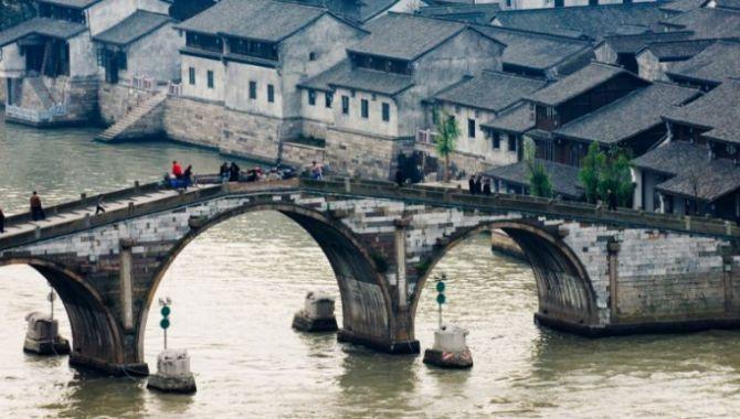 Hangzou grand canal