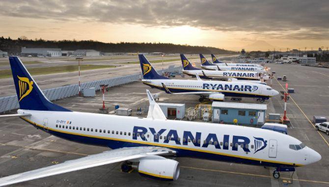 Ryanair flotte