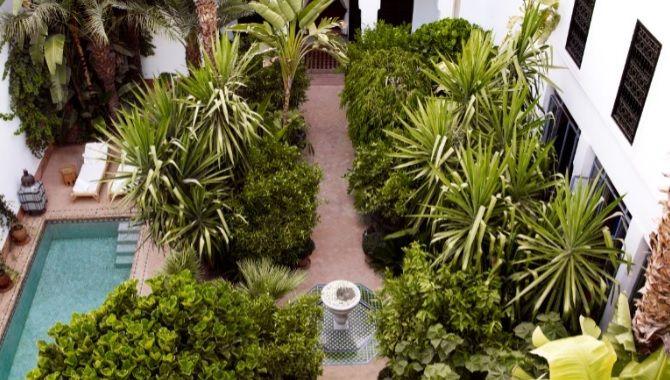Marrakech L Hotel jardin