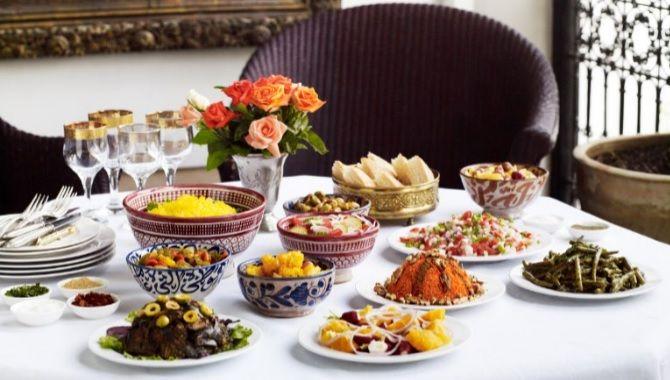 Marrakech L Hotel repas