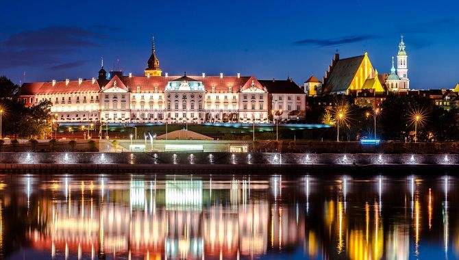 Pologne Varsovie