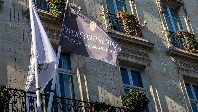 Inauguration Intercontinental Le grand Hotel Bordeaux