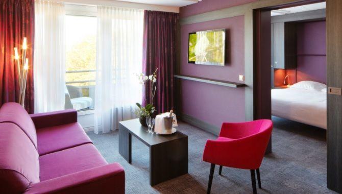 Luxembourg Mondorf chambre