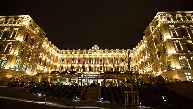 Marseille IC hotel nuit