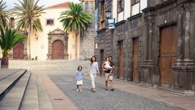Tenerife patrimoine