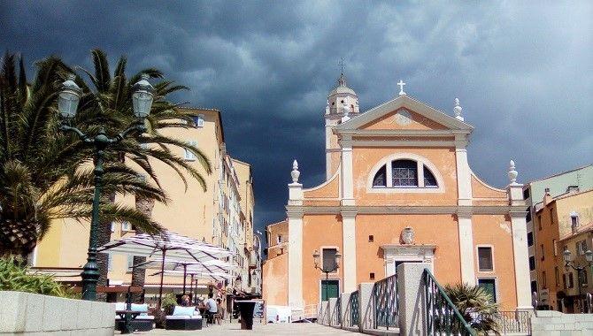 Ajaccio cathedrale