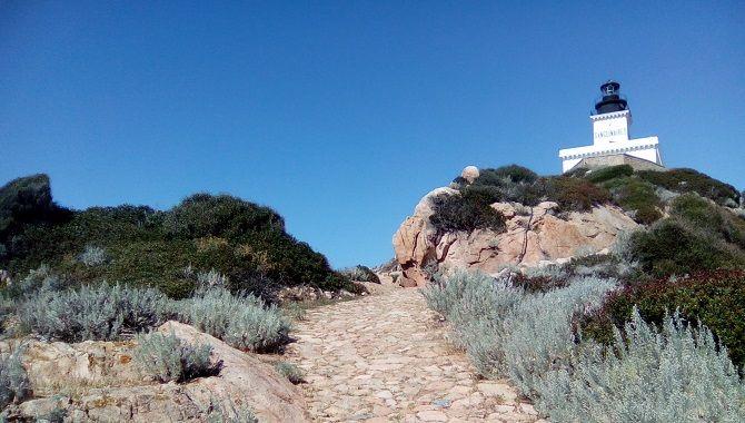Ajaccio phare Sanguinaires