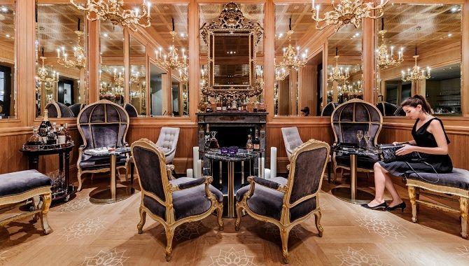 Vienne Sans Souci bar