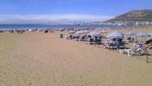 Agadir plage et baie