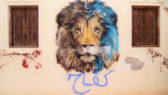 Djerba Street art