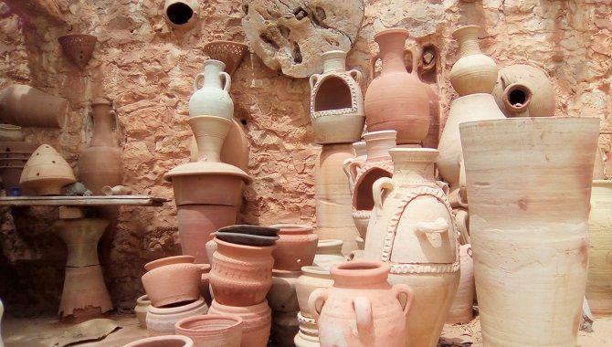 Djerba poteries