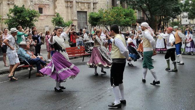 Valence danse