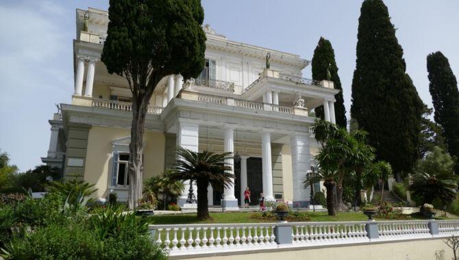 Corfou residence de Sissi