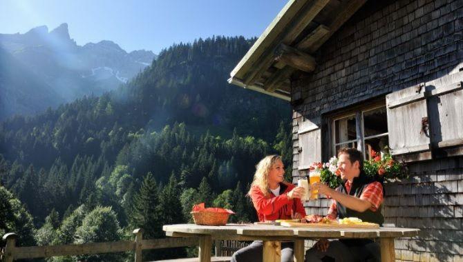 Baviere Alpes Monschau