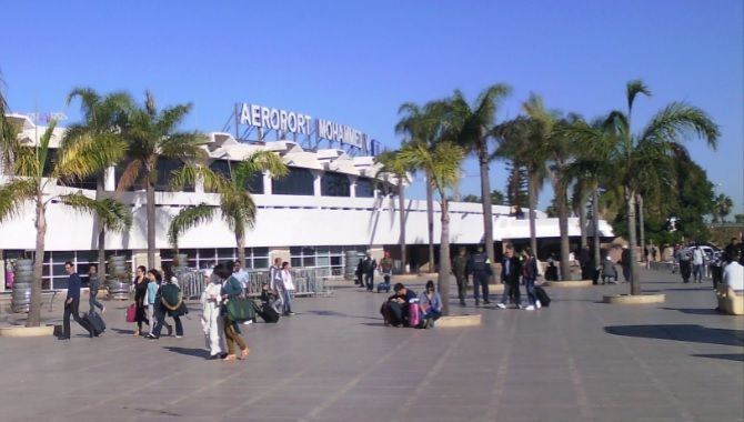 Casablanca aeroport