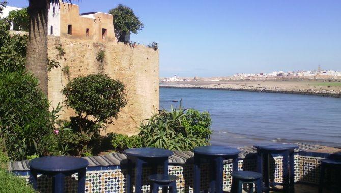 Rabat Cafe Maure