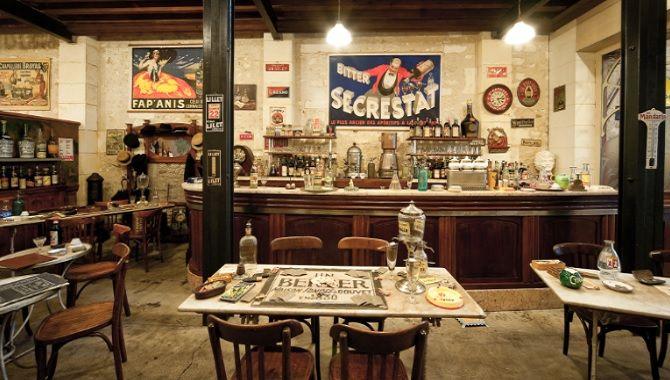 Rochefort Musee des commerces autrefois