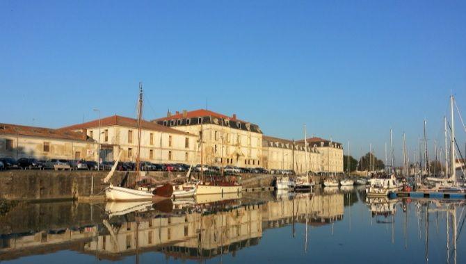 Rochefort port de plaisance