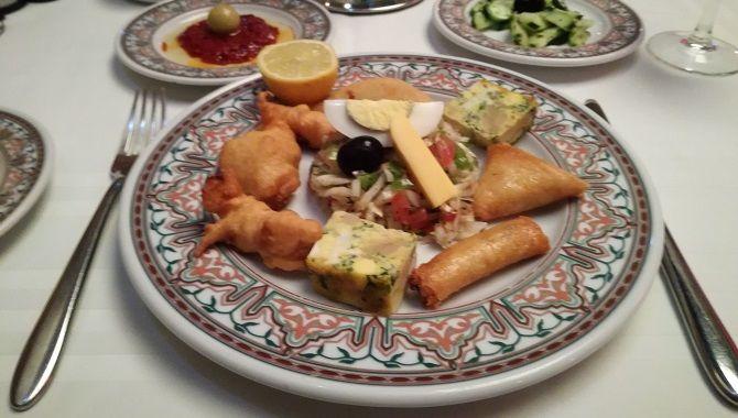 Tunis restaurant Belhadj