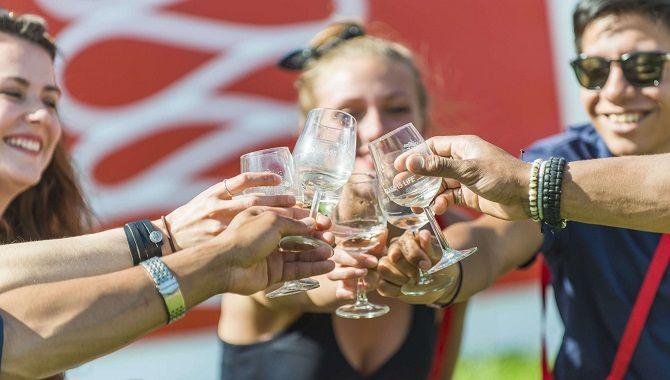 Bordeaux Fete Vin 2018 verres