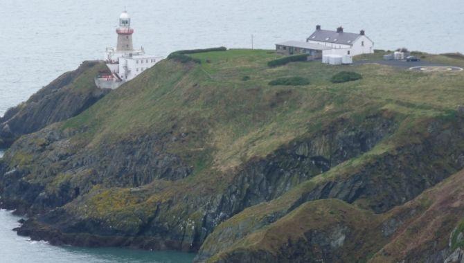 Irlande phare de Howth