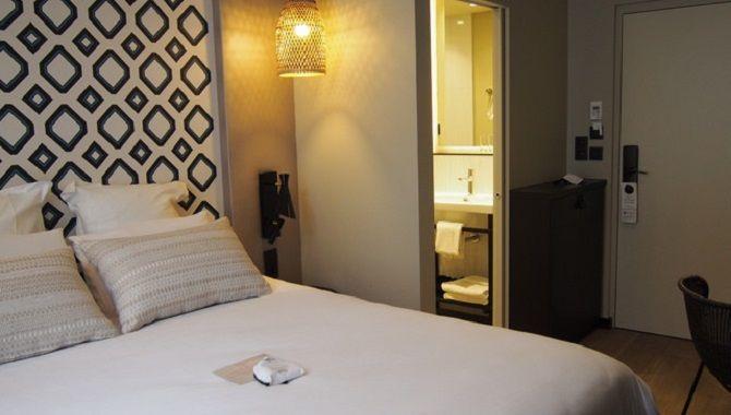 Marseille Best Western Joliette chambre