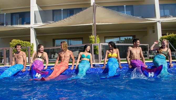 Hotels com fitness