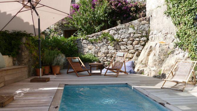 Corse Madamicella piscine