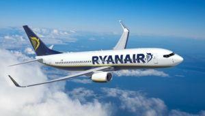 Ryanair en route