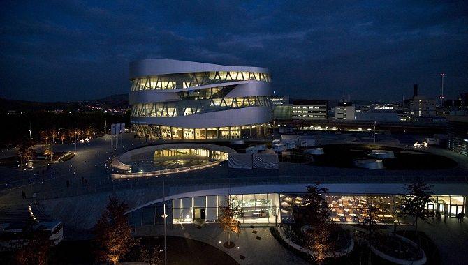 Stuttgart Musee Mercedes-Benz
