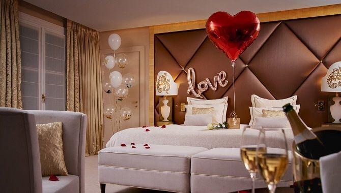 Barriere Saint Valentin chambre