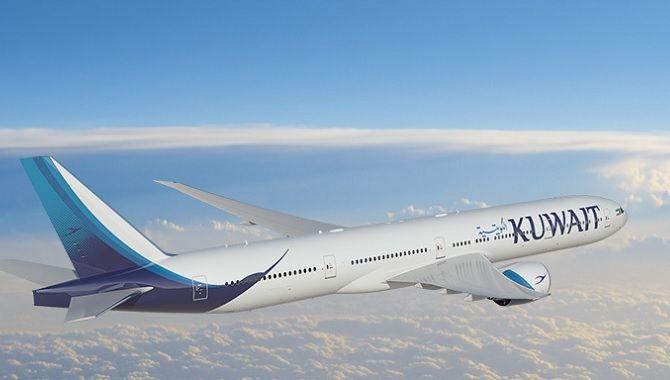 Kuwait Airways B777-300