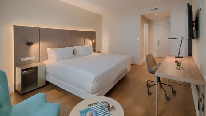 NH Toulouse Airport chambre